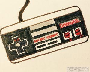 #TBT Game Controller