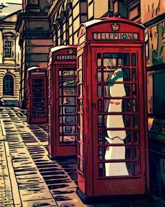 #TBT London Calling